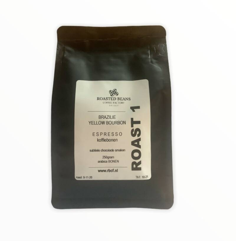ROAST 1 | Brazilië Yellow Bourbon | e