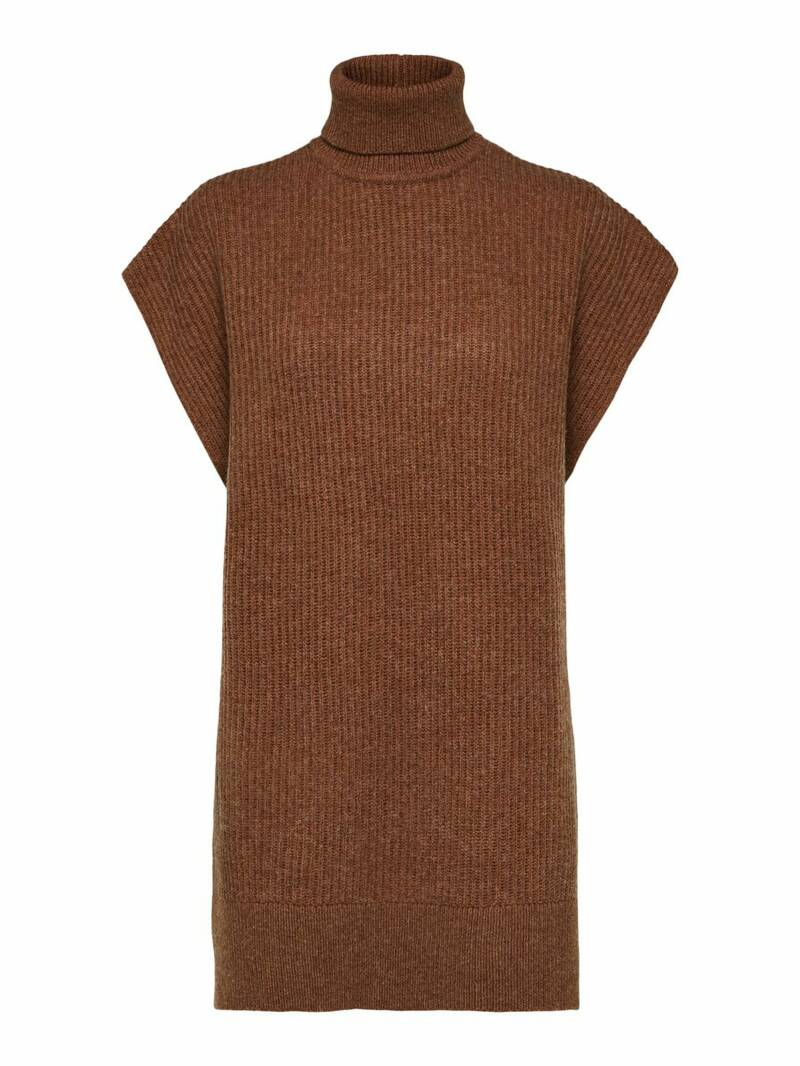 SELECTED Sanna tunic knit rollneck