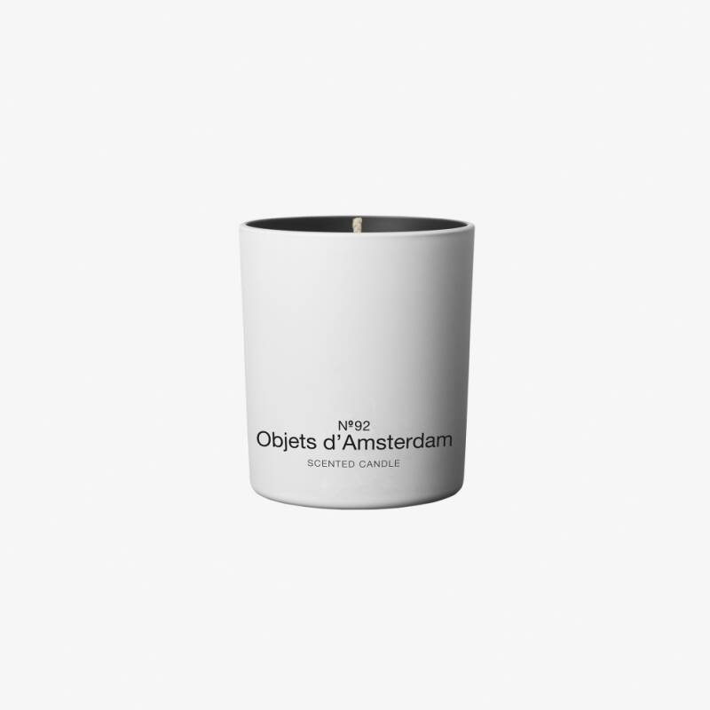 Marie-stella-maris eco candle Objects d'Amsterdam
