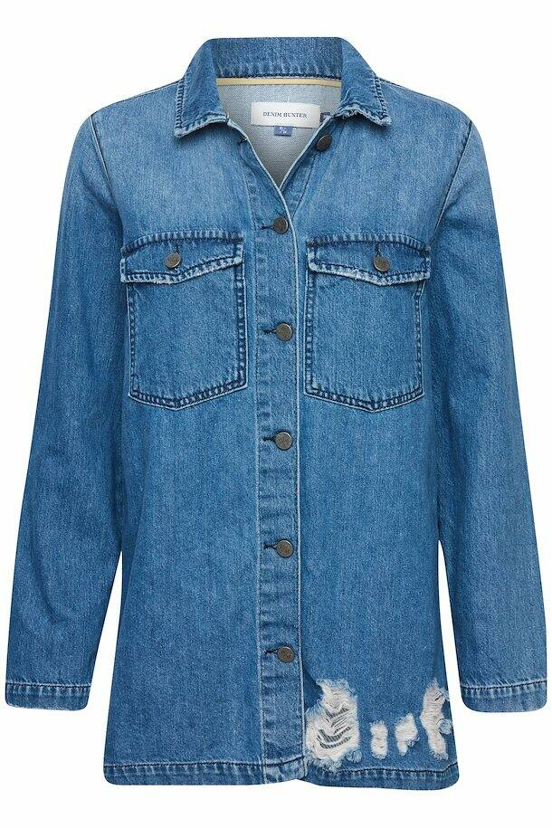 DENIM HUNTER Riga denim shirt