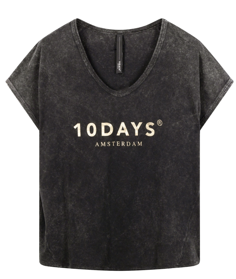 10DAYS the fade out tee