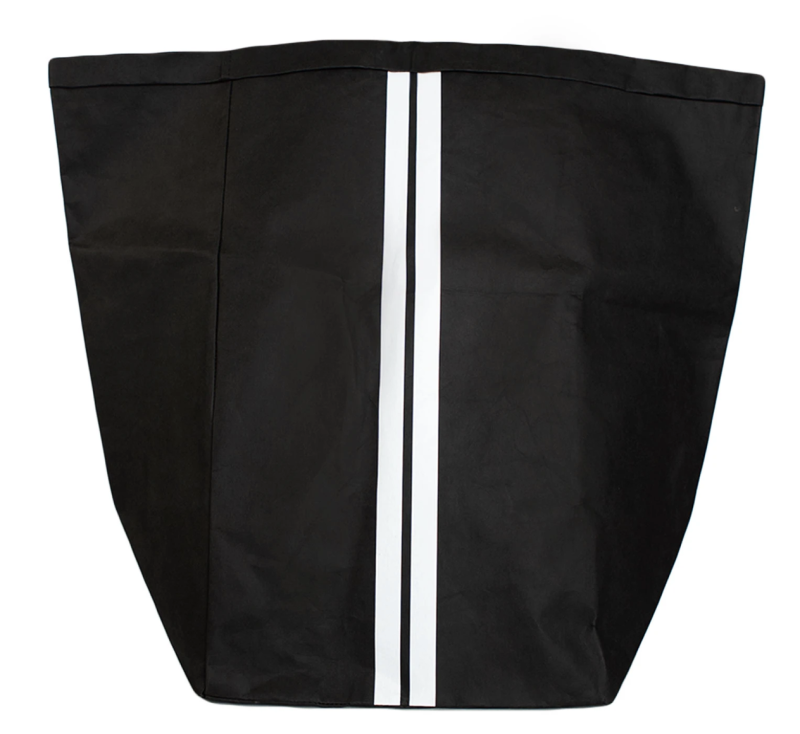 10DAYS Paper bag XL laundry black