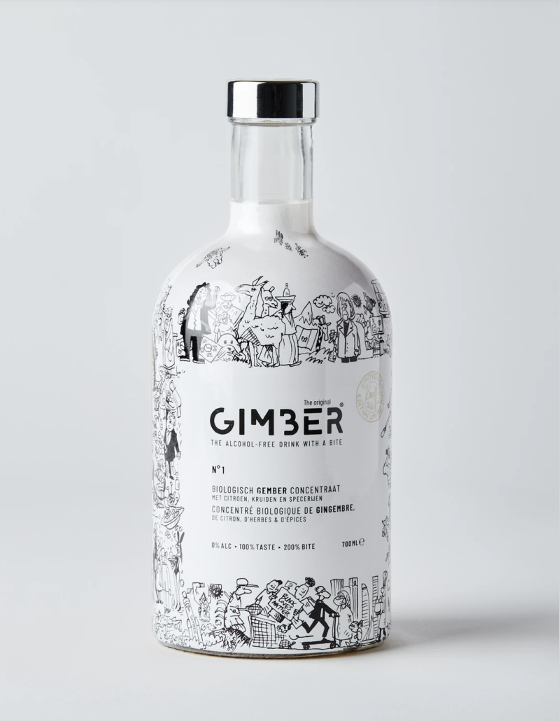 Gimber limited edition 700 ml
