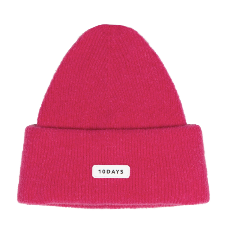 10DAYS knitted beanie