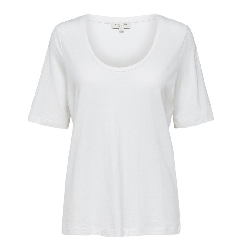 SELECTED Astrid ss tee w