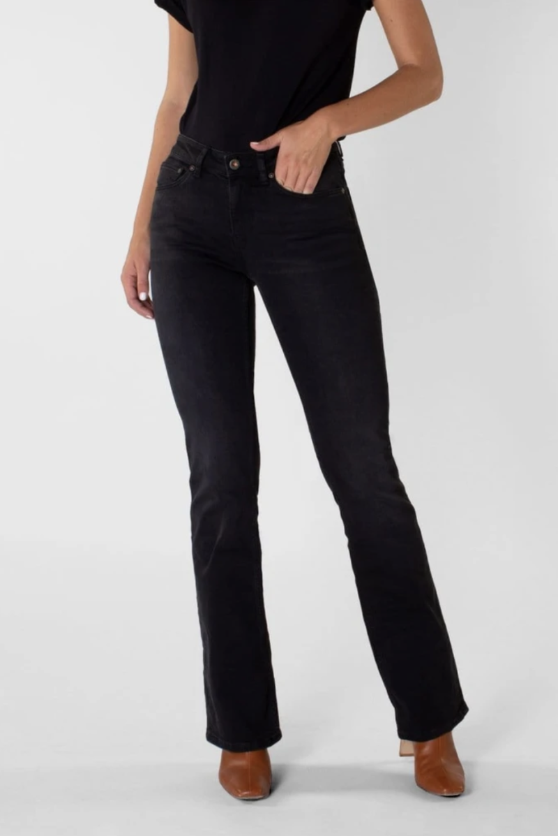 Kuyichi jeans Amy faded black