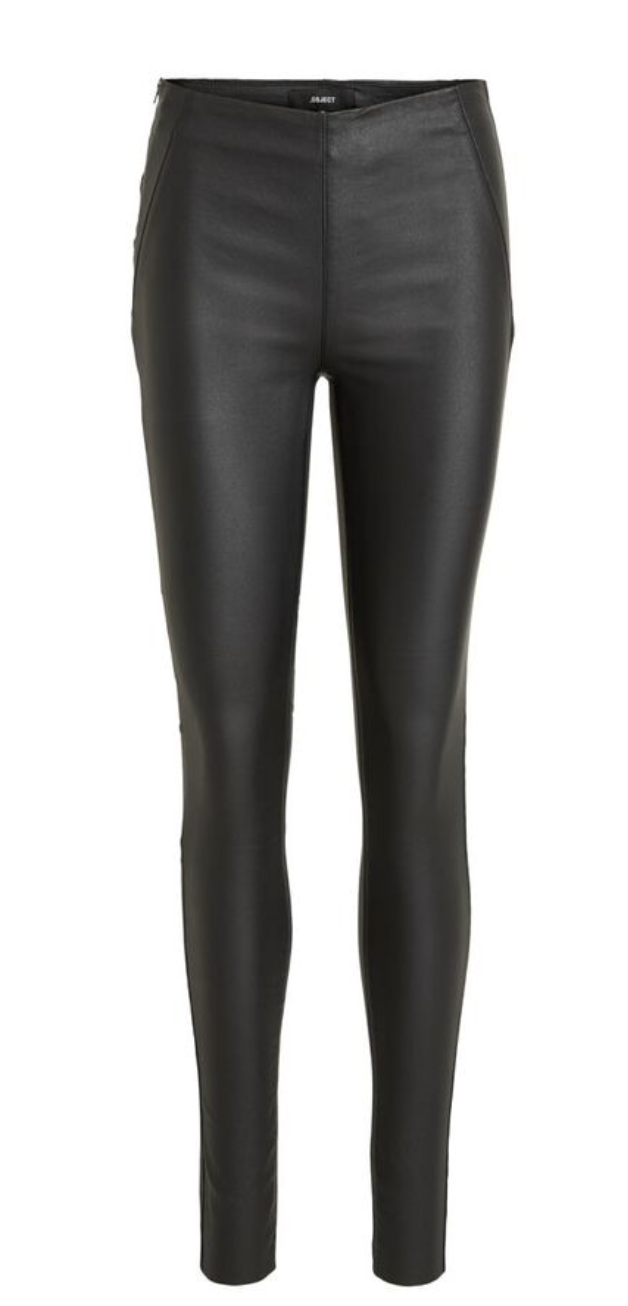 OBJECT Belle mw coated leggings