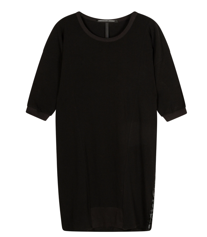10DAYS Soft dress black