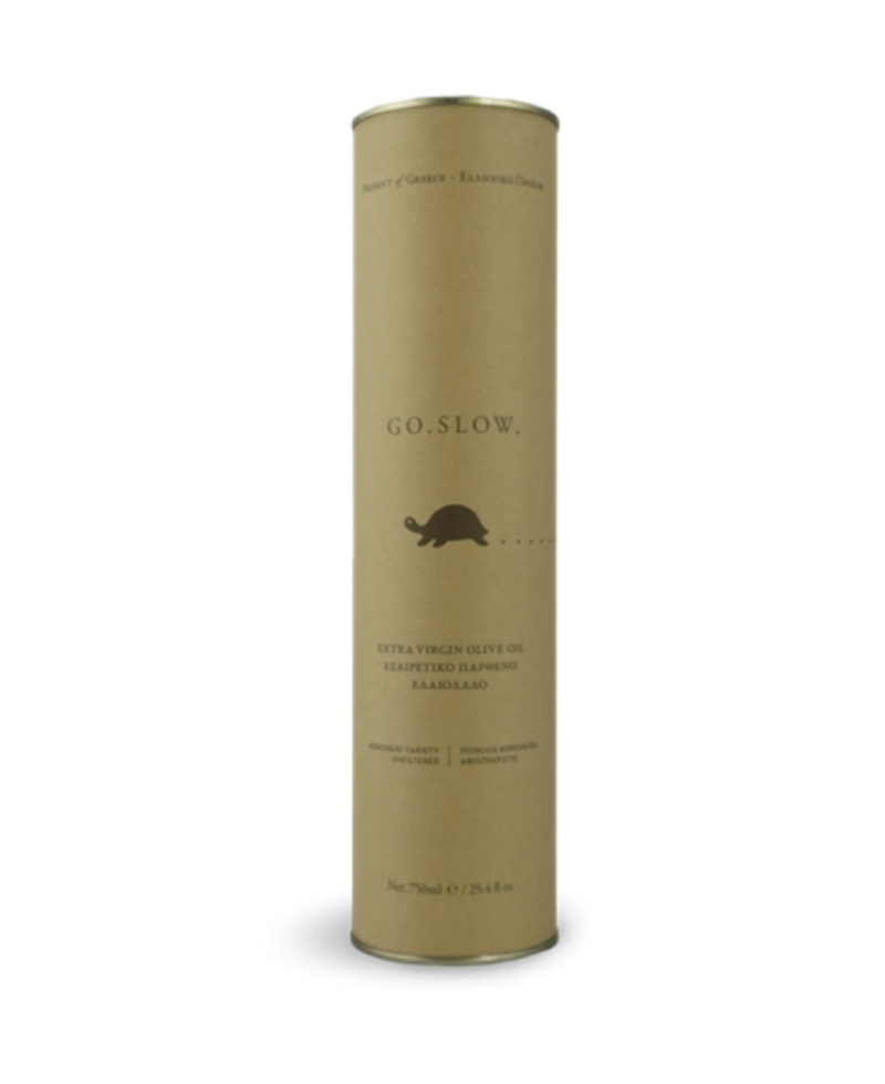 Go slow olive oil 750 ml