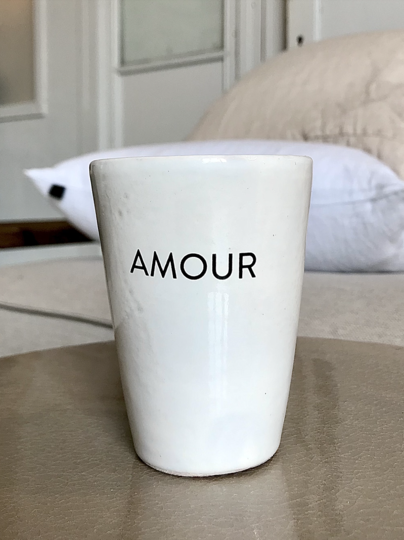 LOFT the AMOUR coffee cup