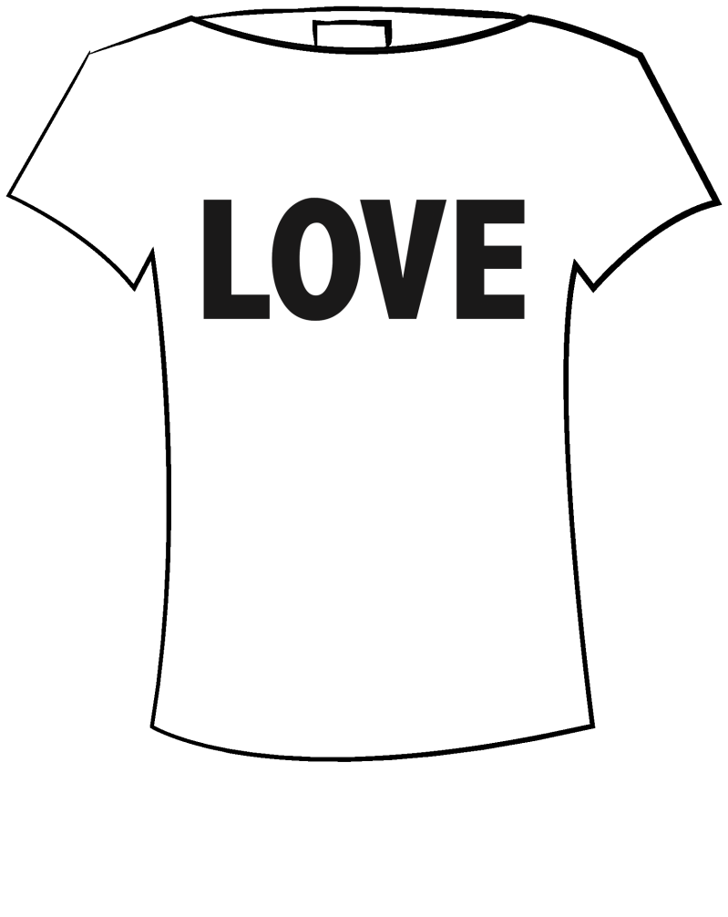 LOFT the LOVE shirt