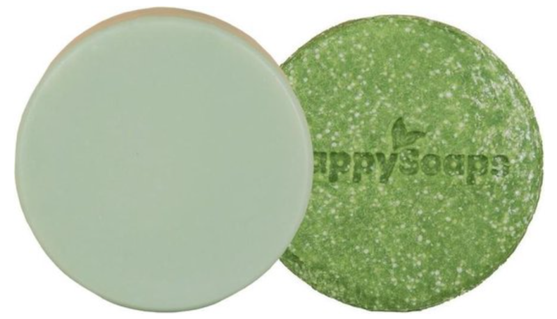 HappySoaps SET Shampoo & Conditioner Bar Aloë Vera (2 stuks)