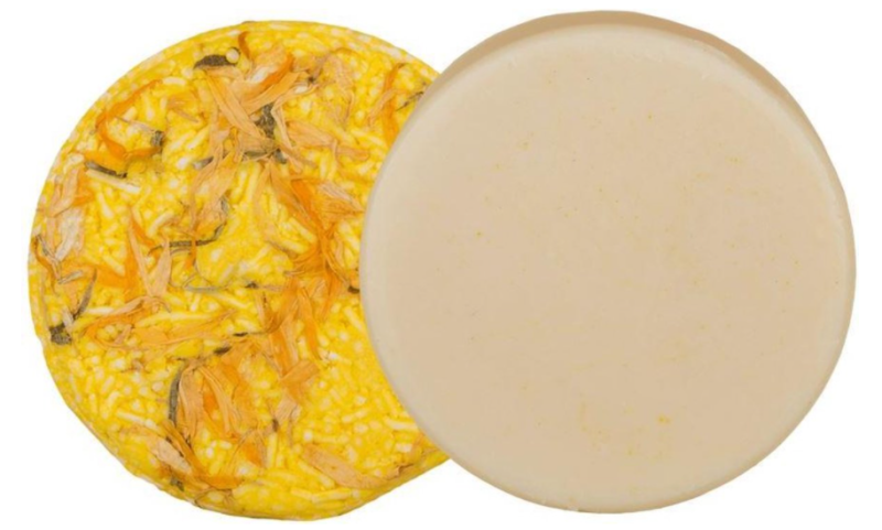 HappySoaps SET Shampoo & Conditioner Bar Chamomile (2 stuks)