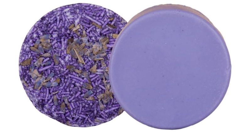 HappySoaps SET Shampoo & Conditioner Bar Lavendel (2 stuks)