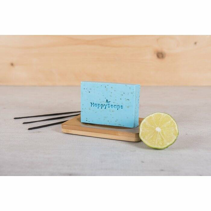 HappySoaps Body Bar - Bergamot en Wierook