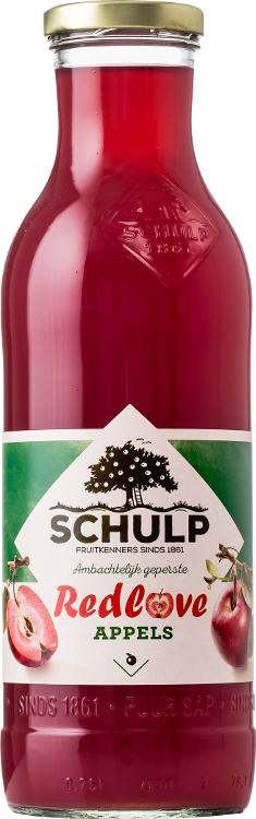 Schulp Red Love Appelsap DSG
