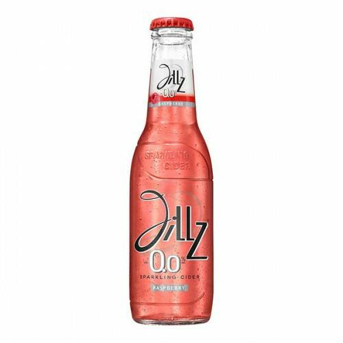 Jillz Raspberry - 0%