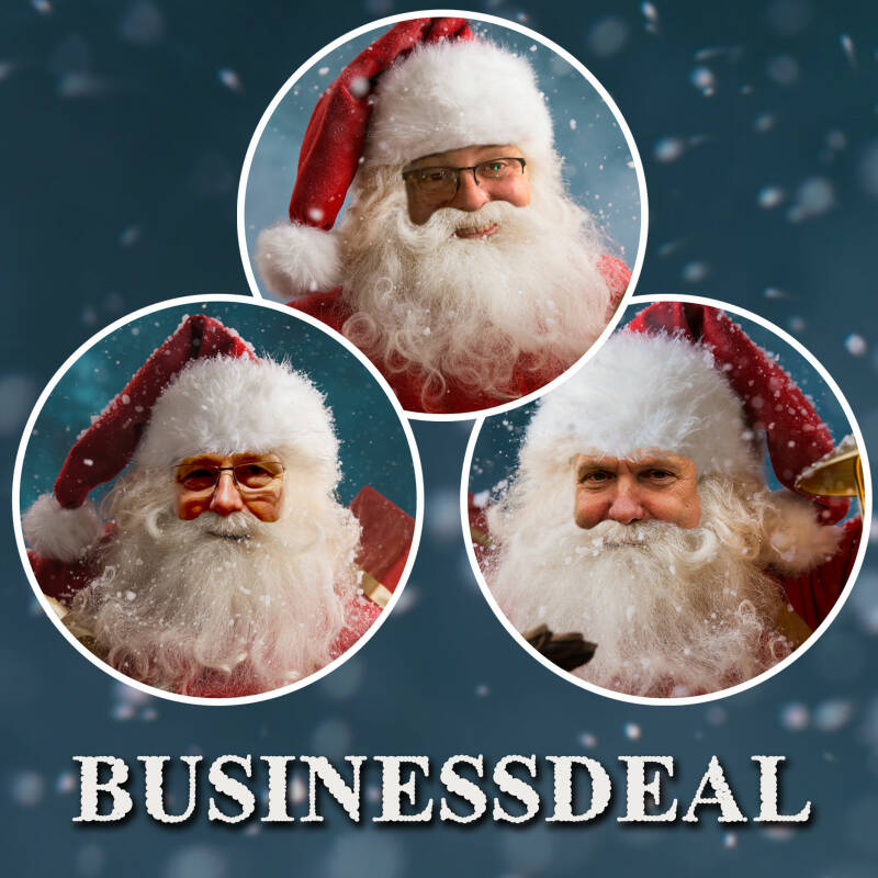 Driving Home For Christmas Businessdeal