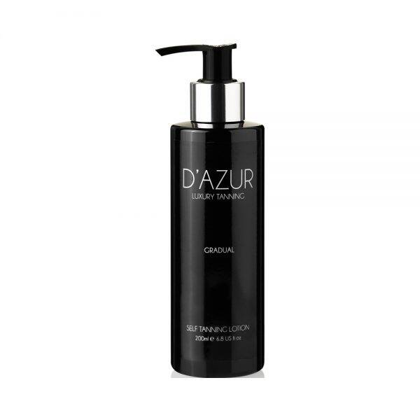 D'Azur Tanning Lotion