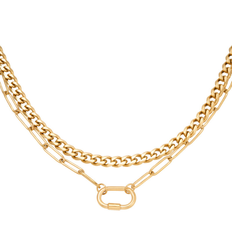 Ketting Chain Two in One