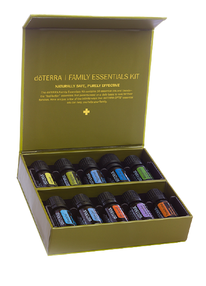 Family Essentials Set dōTERRA