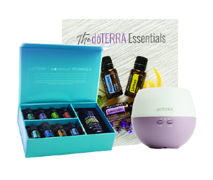 AromaTouch Diffused Set doTERRA