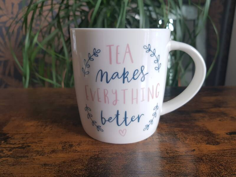Theetas 'Tea makes Everything Better' (Roos)