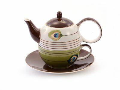 Tea for one - Peacock Butterfly