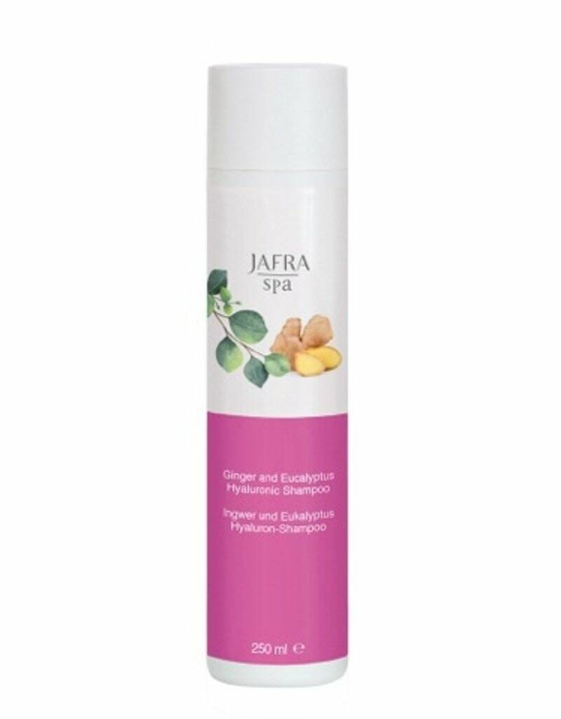 Spa Ginger and Eucalyptus Hyaluronic Shampoo