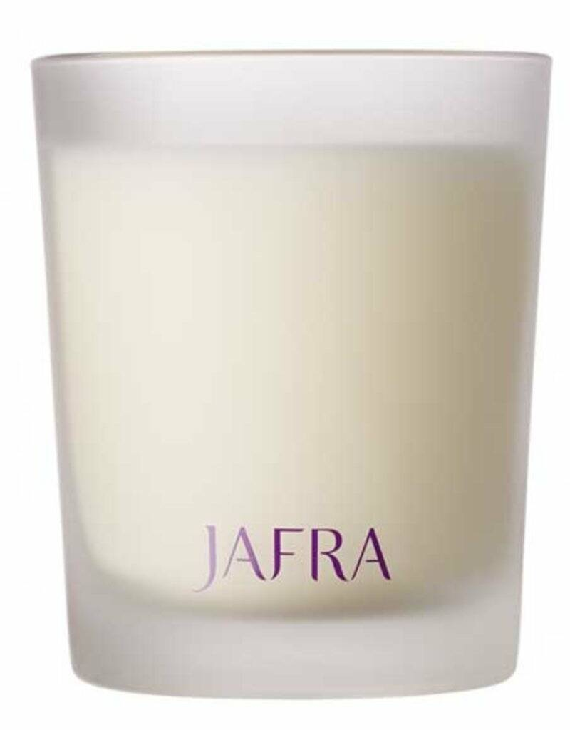 SPA Ginger and Seaweed Scented Candle