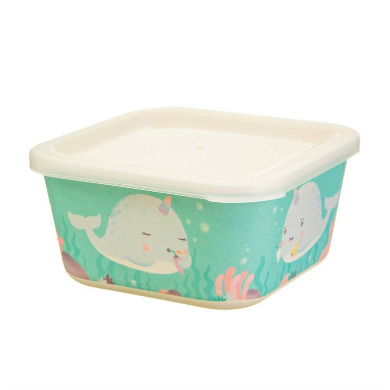 Narwhal lunch box