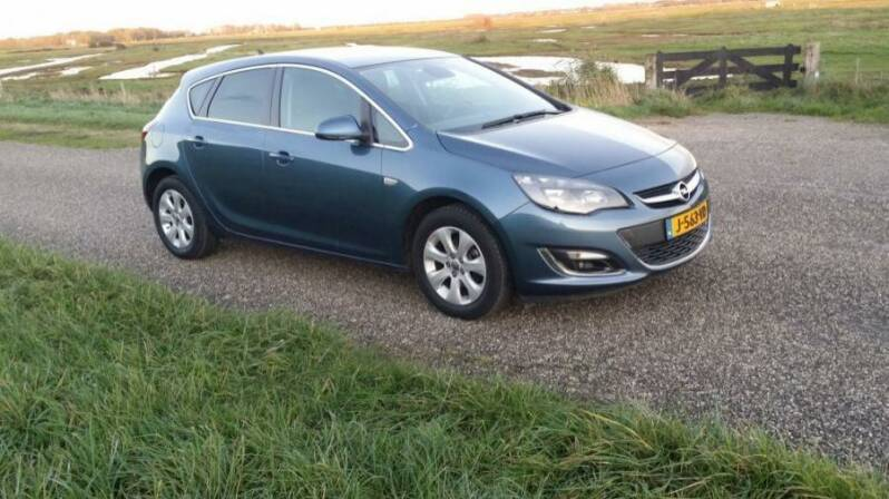 Opel Astra 1.6 automaat