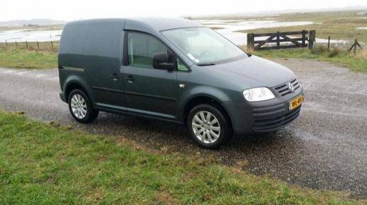 Volkswagen Caddy 1.9 TDI 2009