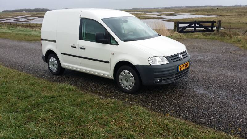 Volkswagen Caddy 1.9 TDI 105 pk airco/cruise control