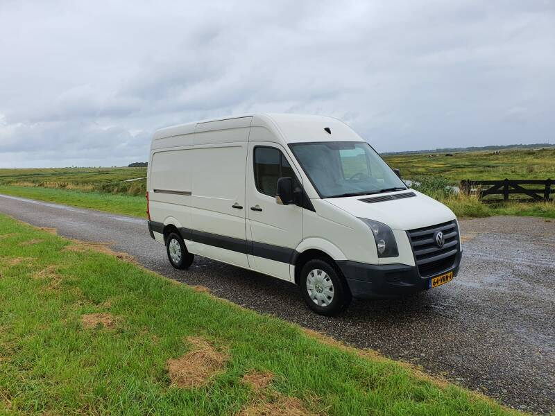 Volkswagen Crafter 35 2.5 TDI L2H2 Airco/Cruise