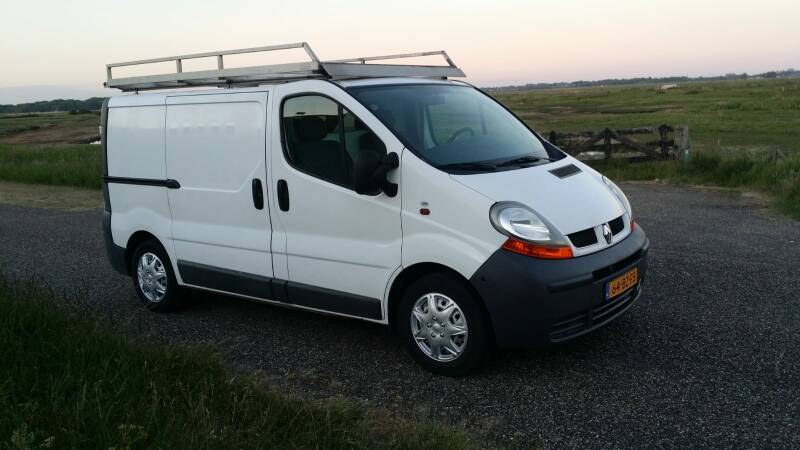 Renault Trafic 1.9 DCI L1H1