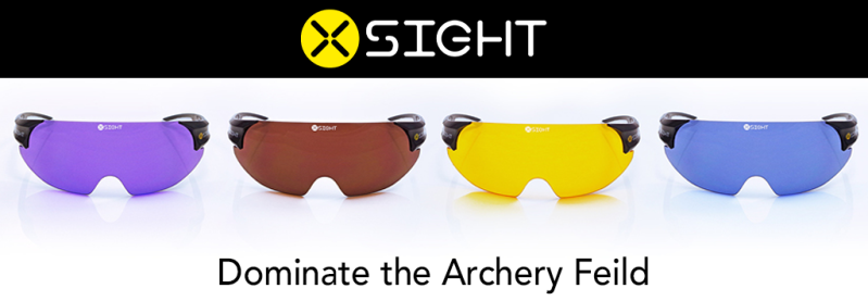 X SIGHT PRO PERFORMANCE ARCHERY GLASSES – Custom Sets