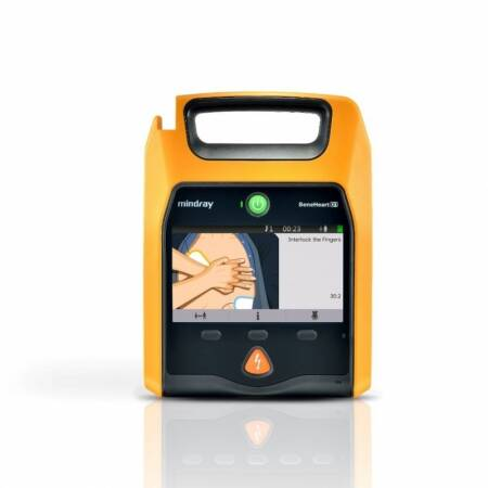 BeneHeart D1 AED halfautomaat