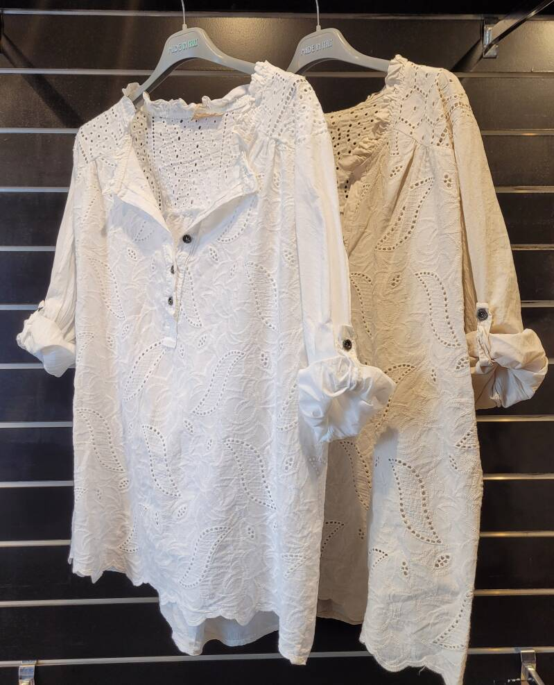 Blouse French Love