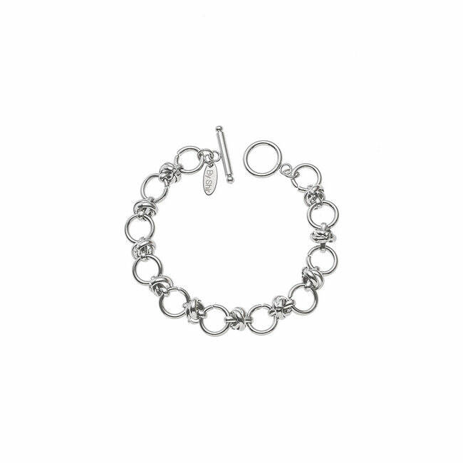 BY SHIR ARMBAND LUXE NOOR EDELSTAAL