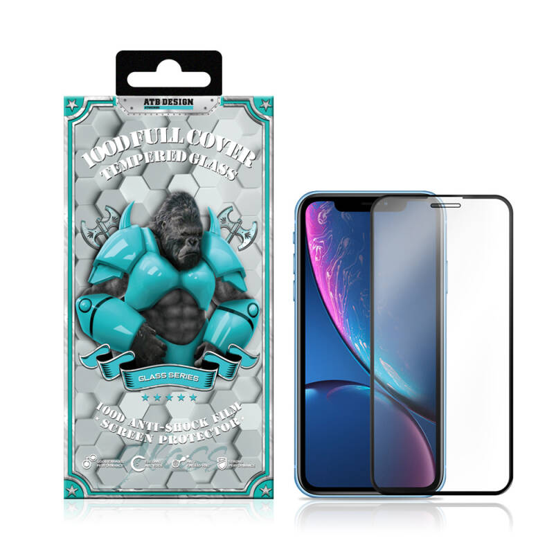 ATB DESIGN SCREEN PROTECTOR 100D TEMPERED GLASS IPHONE 7/8