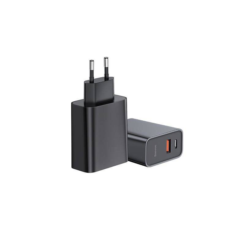 Baseus Speed Quick charger USB-A+Type-C 30W