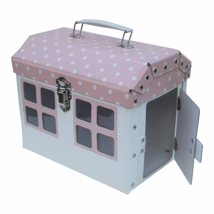Koffer Home Pink
