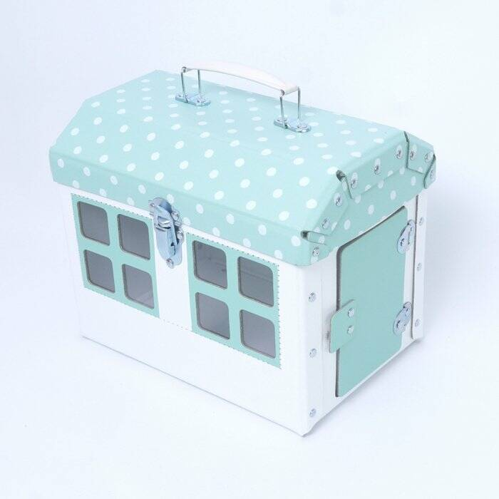 Koffer Home Mint