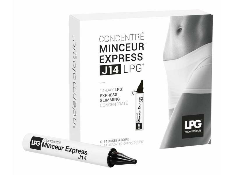 LPG Slimming Express 14 daags
