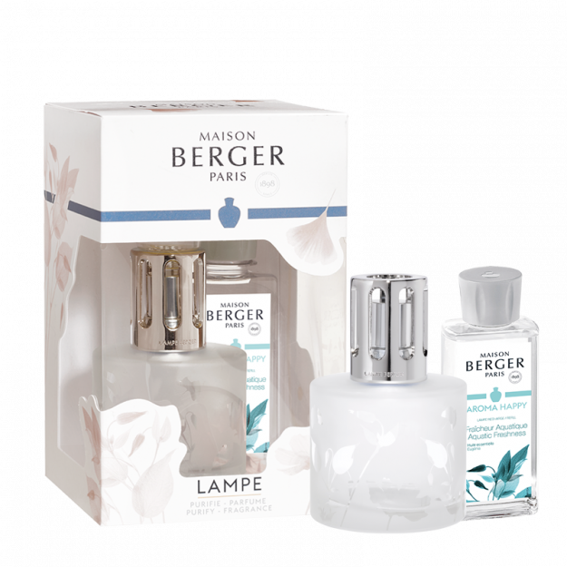 no 1265 Lampe Berger Giftset Aroma Happy