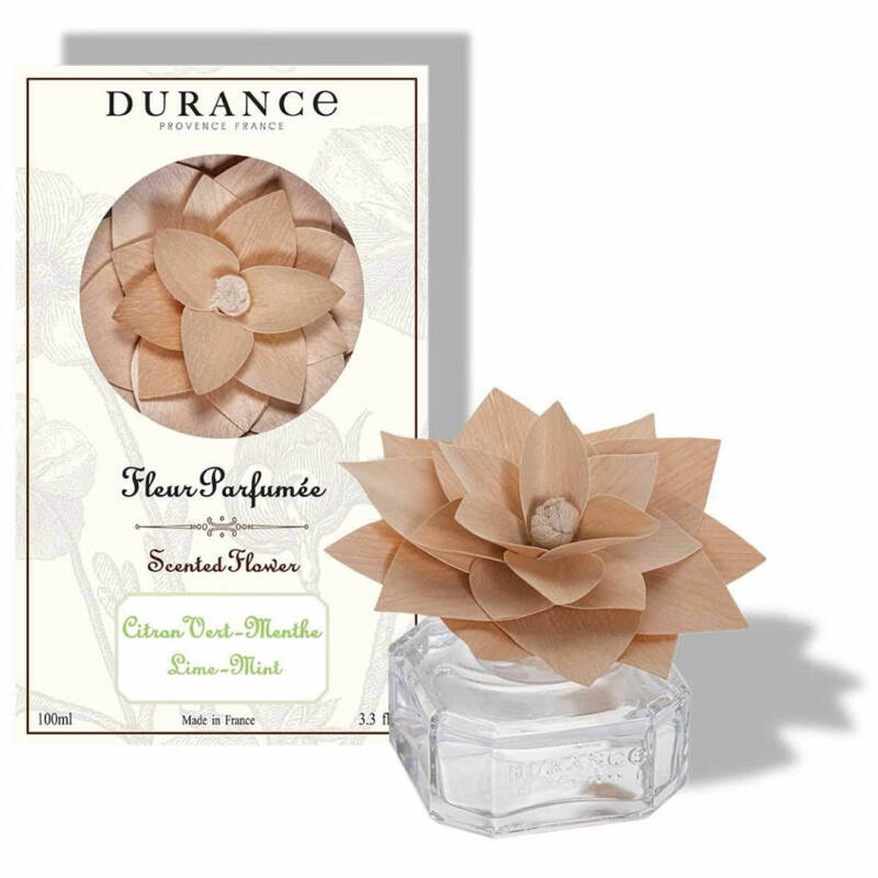 Durance Scented flower lime mint