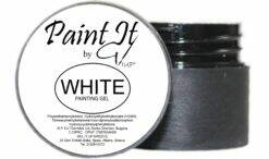 painting gel white