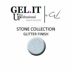 the stone collection glitter finish