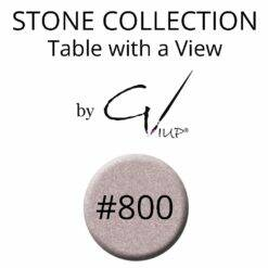 the stone collection table with a view 800